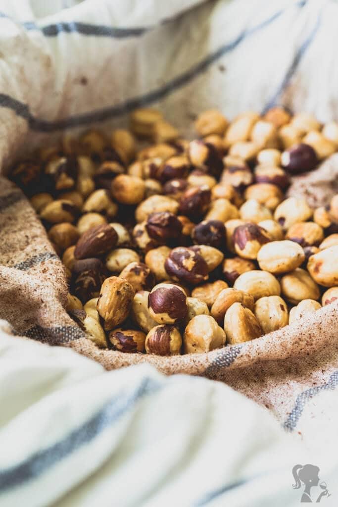 Lieskovo orieškové sušienky - lieskovce