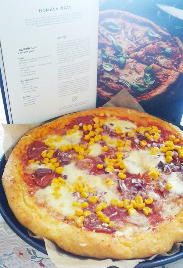 Domáce pizza